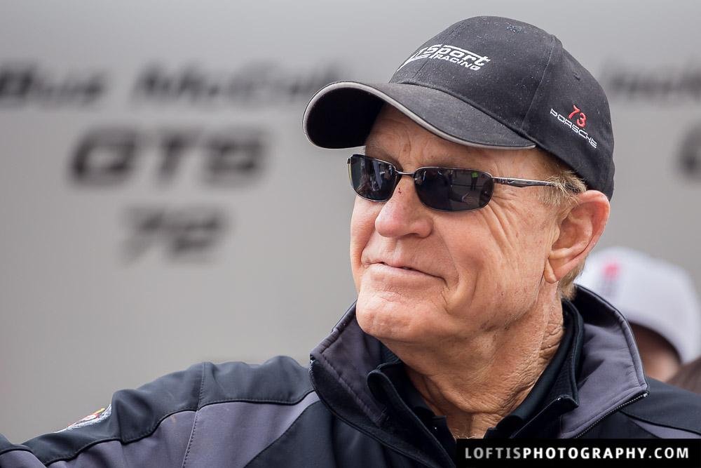 Racing Legend Jack Baldwin