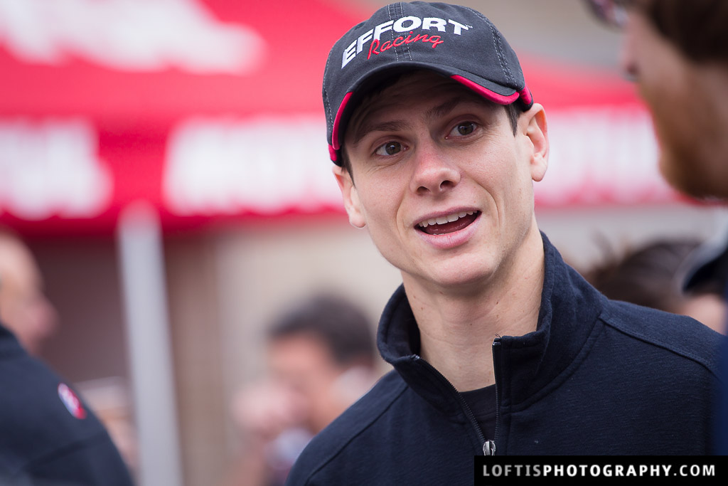 10 Questions with EFFORT Racing's Michael Lewis
