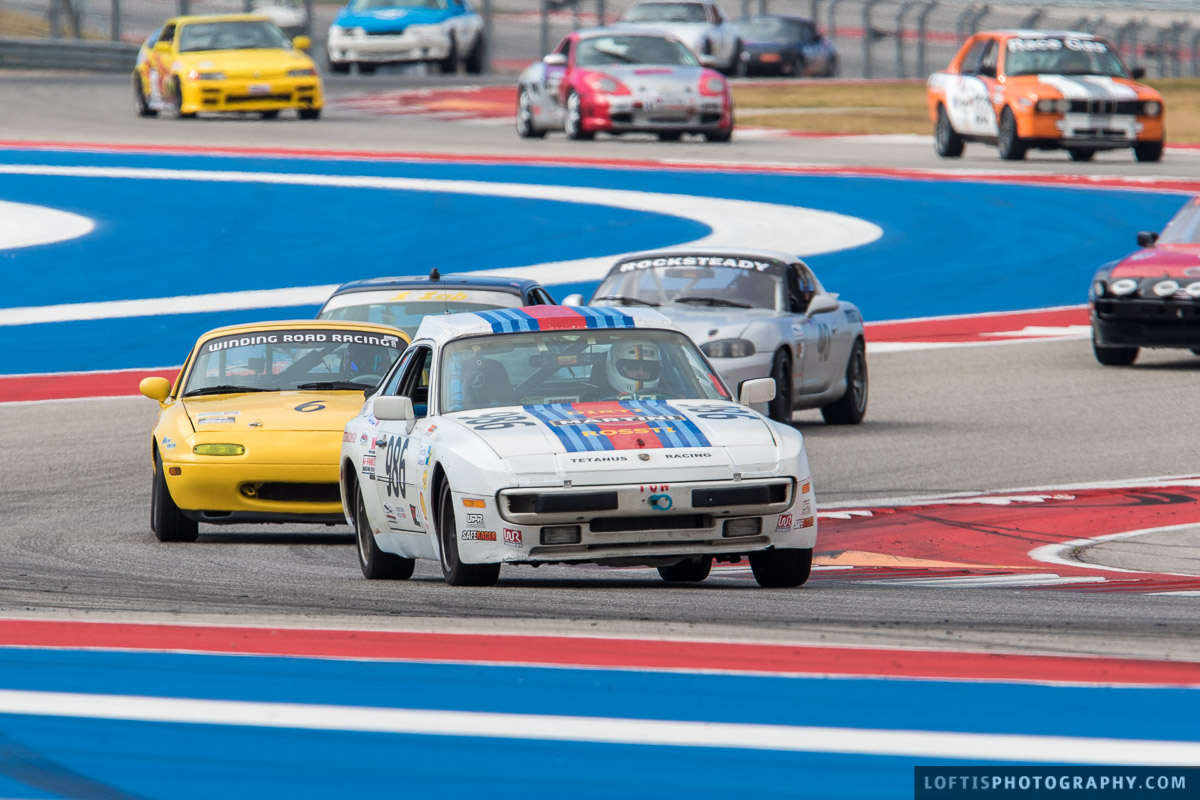 World Racing League – Circuit of the Americas