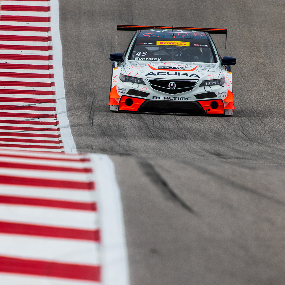 RealTime Racing Acura TLX GT – Ryan Eversley