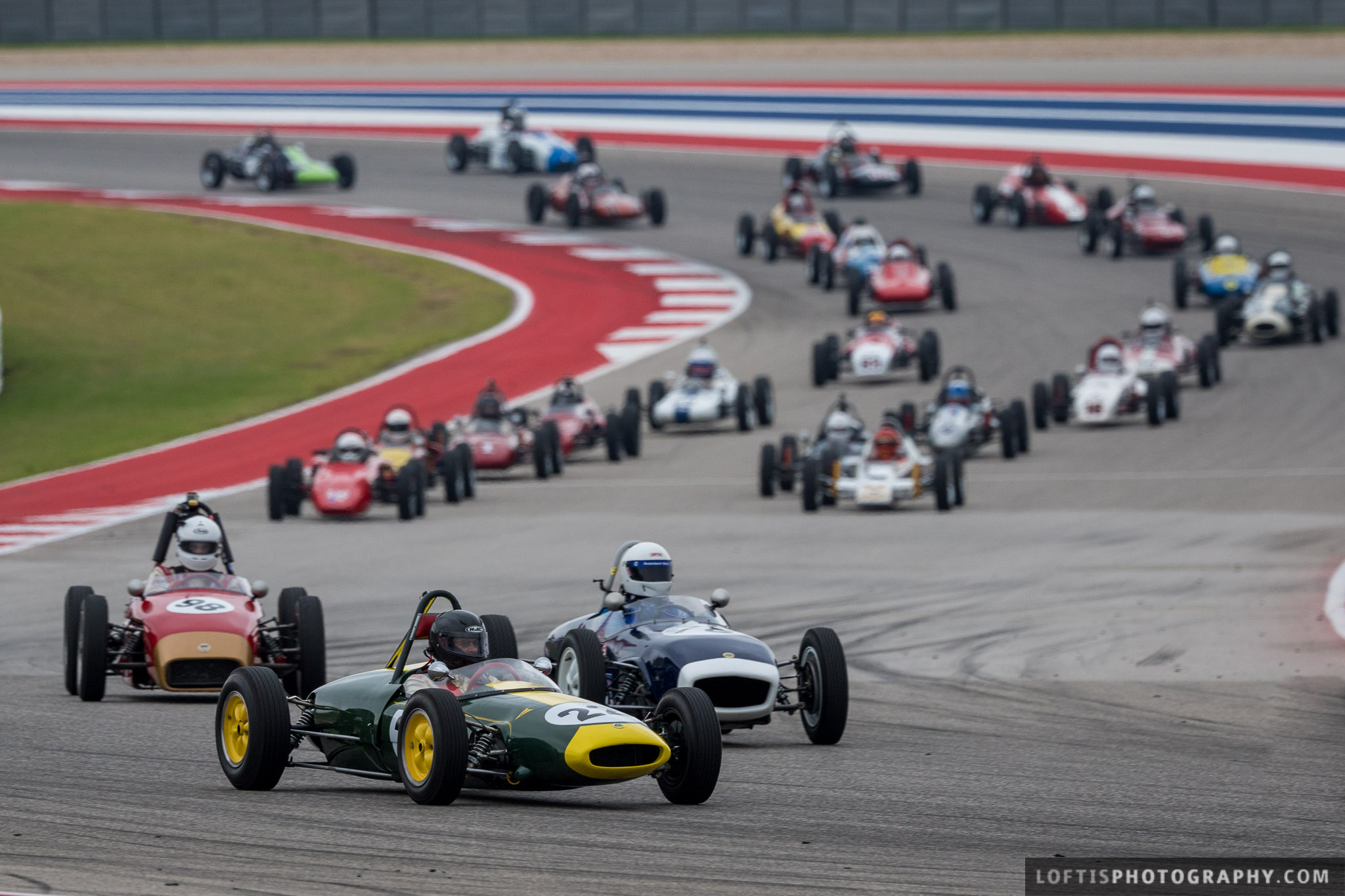 Sportscar Vintage Racing Association (SVRA) at Circuit of the Americas